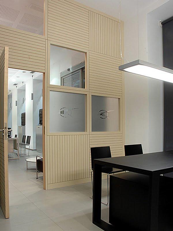 Interiores minimalistas for Oficinas minimalistas