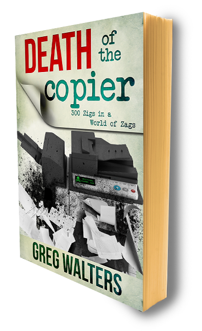 Order the Book: Death of the Copier
