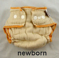 green mountain diapers workhorse organic newborn fitted