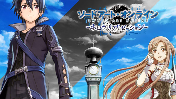 Game 'Sword Art Online: Hollow Realization' Perlihatkan Screenshot Dan Detail Cerita