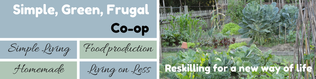 Simple, Green, Frugal Co-op