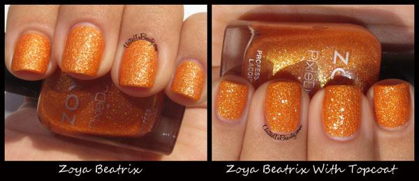 Zoya Pixiedust Summer Edition - Beatrix