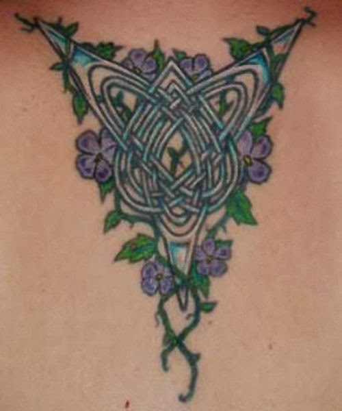 most beneficial celtic cross tattoos