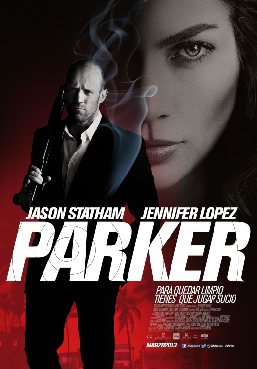 Parker (Dual Audio) BDRip XviD