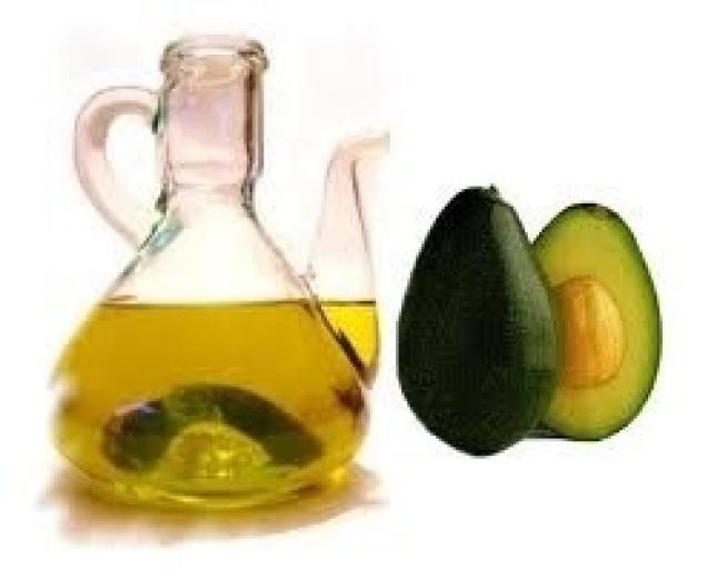 Aceite de oliva y aguacate