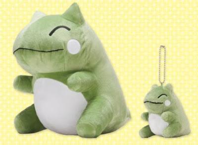 Whimsicott's Substitute Plush Mascot PokeCenJP