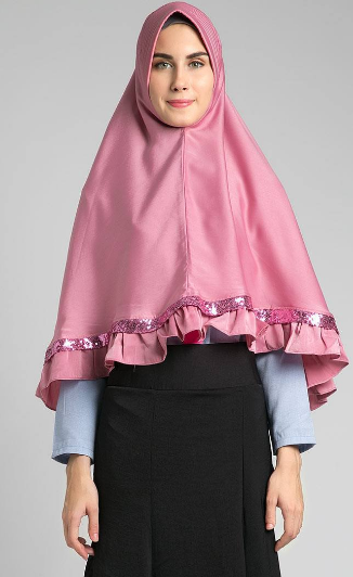 Foto Model Hijab Modern