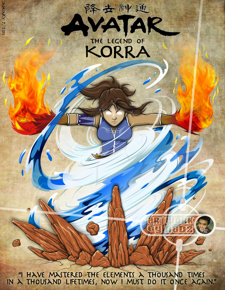 Download  Avatar:Legend of Korra Episode 3 Subtitle Indonesia