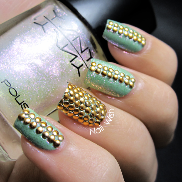 Nail Wish: Seven Deadly Sins Challenge Day 6: Greed