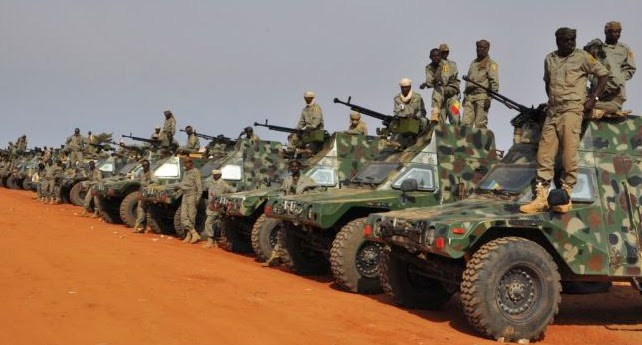 chadian troops nigeria