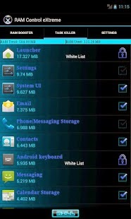 RAM Control eXtreme Pro Android APK