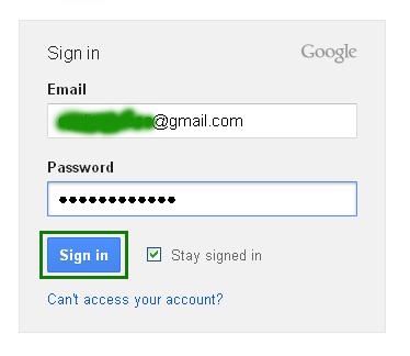Cara mendapatkan ID Google Anlytic