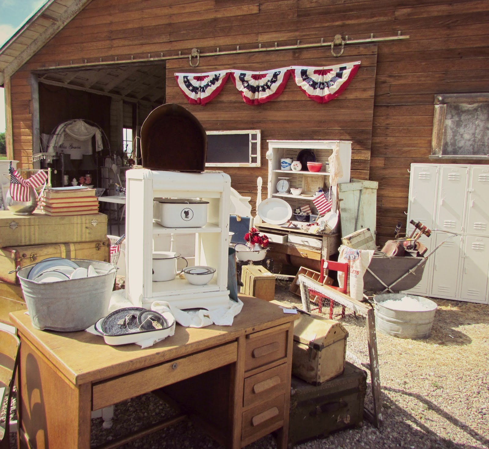 Miss Gracie's House: Barn Sale~twenty Twelve