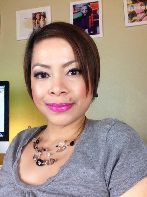 Sephora + Pantone Universe Lipstick in Radiant Orchid