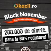 Black November la Okazii.ro