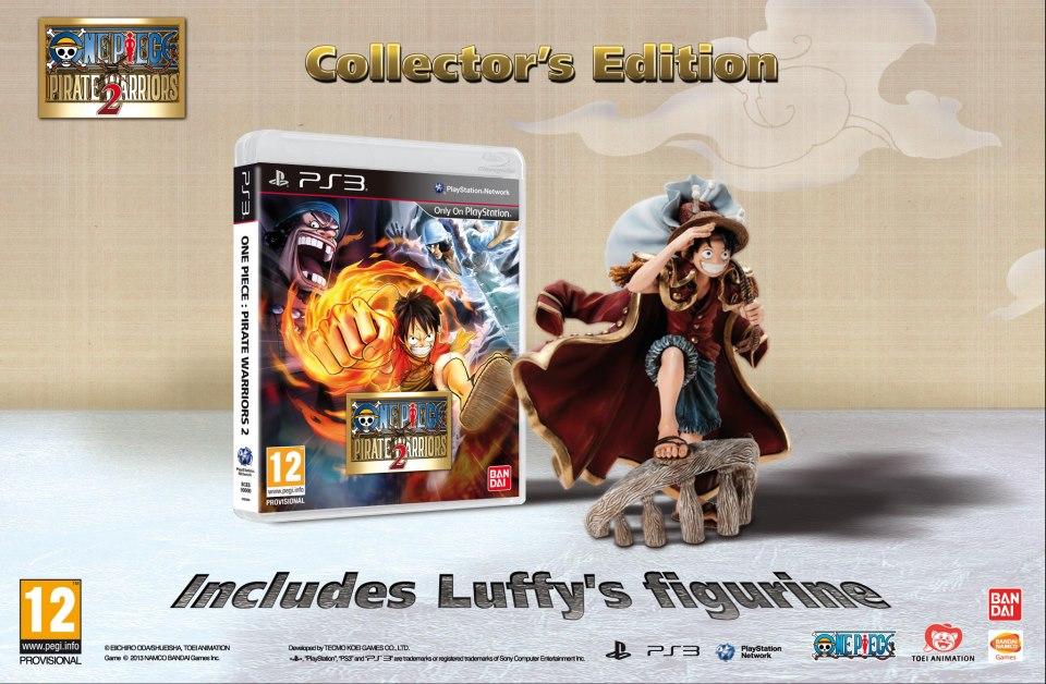 One Piece : Pirate Warriors 2, Namco Bandai, Actu Jeux Video, Jeux Vidéo, Banpresto, Keiji Iwakura,