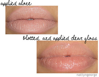 mac fleshpot lipstick swatches