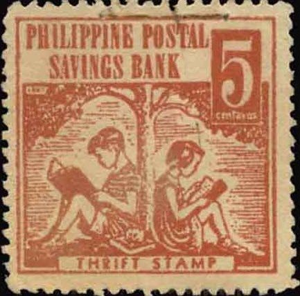 The Postal Savings Stamp of the 50's