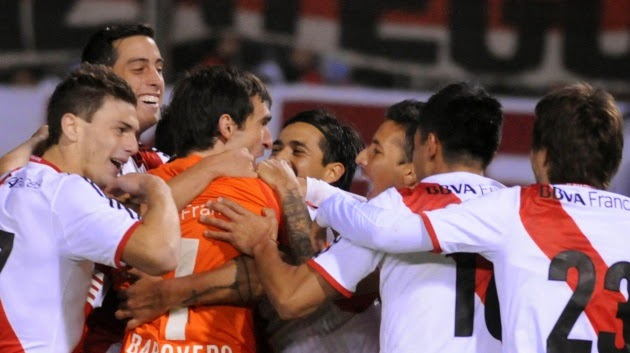 River Plate, Ferro, River, Copa Argentina, Octavos de Final, Gallardo, Marcelo Gallardo, Boye, Driussi,