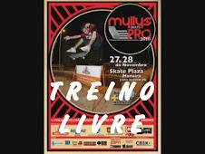 MYLLYS PRO - Treino Livre