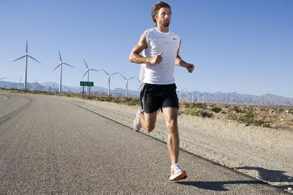 tips olahraga lari yang efektif
