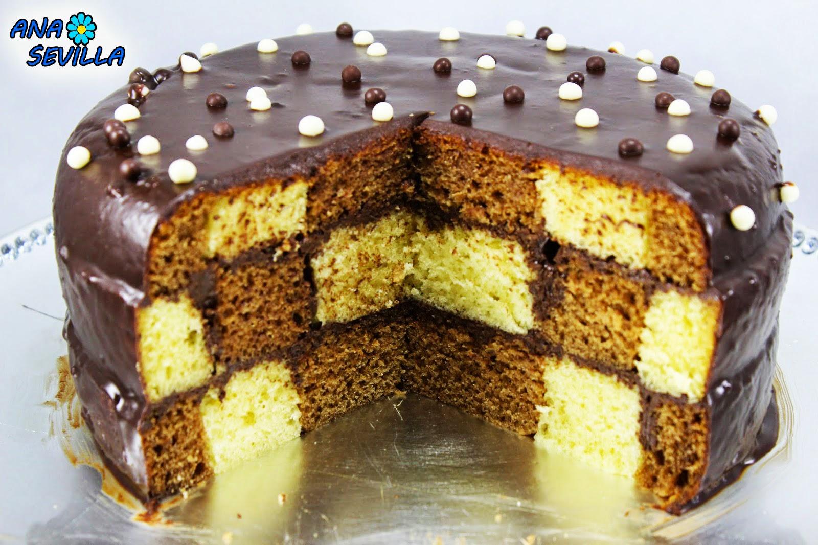 Santiago Cake Thermomix