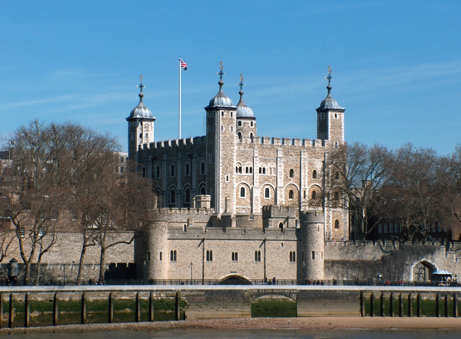 London the tower of london holiday and travel europe for Building londre