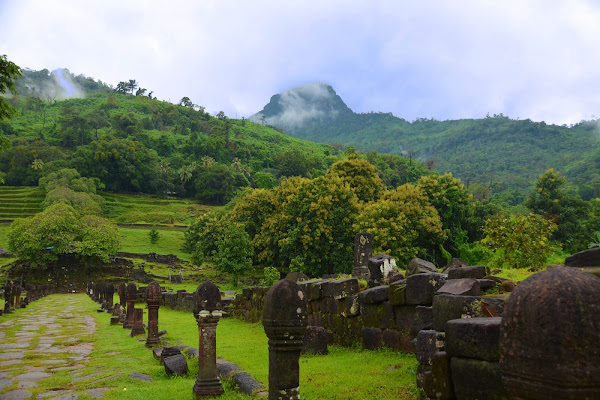 Wat Pho provincia del Champasak, Pakse, Laos