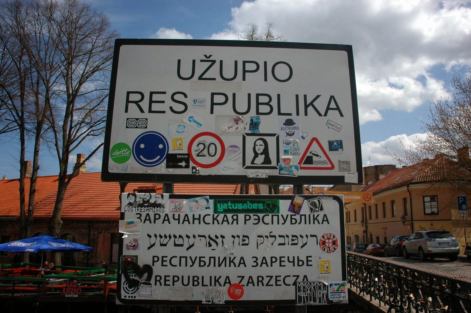 Republika Użupio