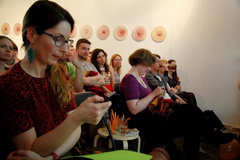 urodzinowe spotkanie Geek Girls Carrots Łódź, kobiety, IT, technologie