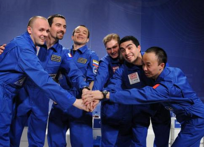 Mars500 Crew now consider one another