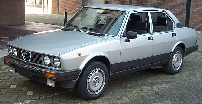 Modellino alfa romeo giulietta 1977 6