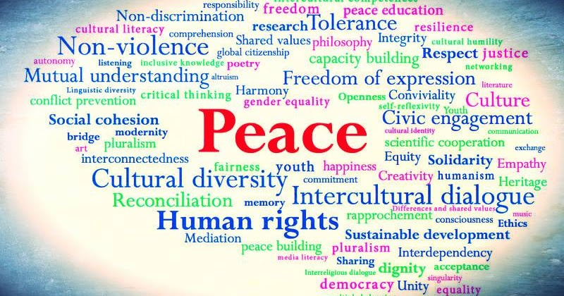 essay on peace and harmony in education