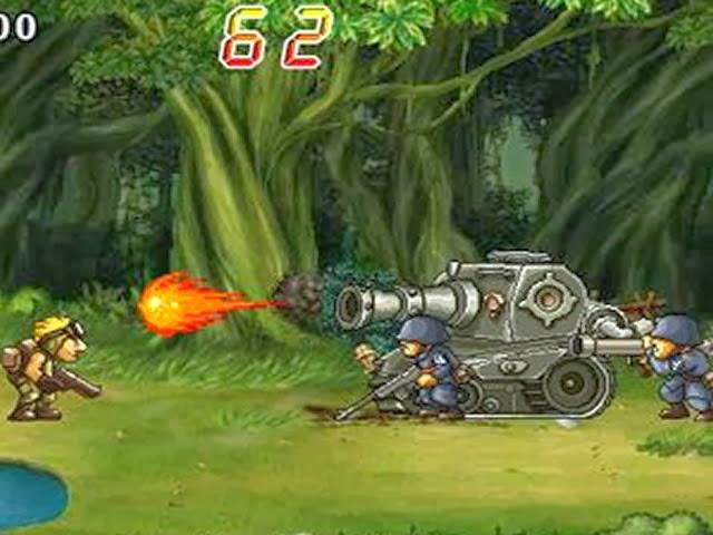 Chưa có tựa game bắn súng nào kể cả những game offline đính đám nhất có thể cho phép người chơi chế tạo súng, tuy nhiên với game hay Rambo Lùn, bạn hoàn toàn có thể làm được điều đó.