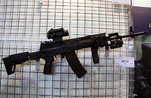 Senapan serbu AK-12