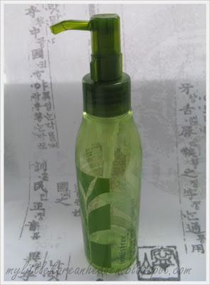 Innisfree: Green Tea Pure Cleansing Oil