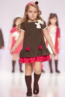 Vestidos para nina de moda 2015