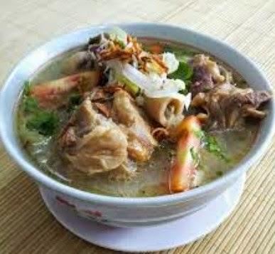 Resep Sop Kaki Kambing