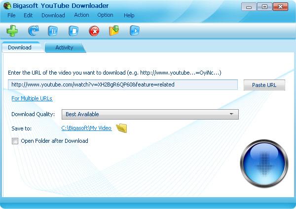 Bigasoft Video Downloader Pro 3.8.1.5352 Multilanguage