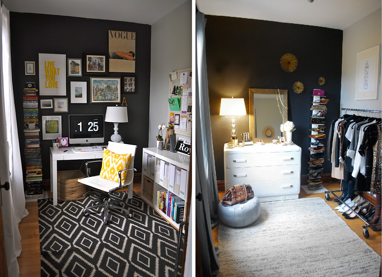 Live creating yourself lcy styles on refinery29 one room two ways solutioingenieria Images
