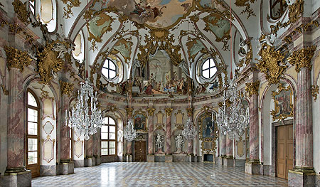 Sidney 39 s place more rococo gems in south germany for Architecture rococo