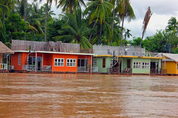 Hoteles en las 4000 islas del Mekong - Laos