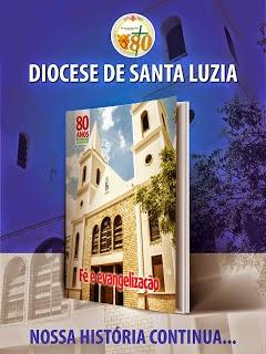 Revista conta a História dos 80 anos da Diocese de Santa Luzia de Mossoró
