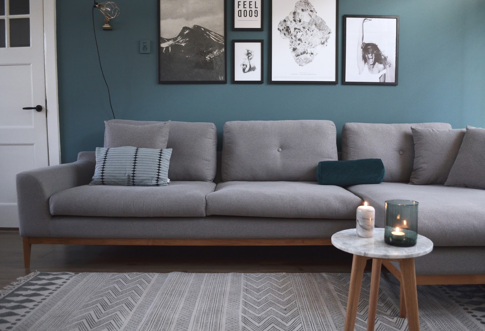 New year new sofa for Kleuren woonkamer 2016