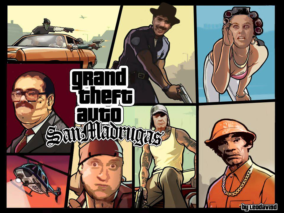 Misiones de Grand Theft Auto: San Andreas | Grand Theft