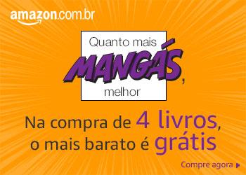 AMAZON MANGÁS