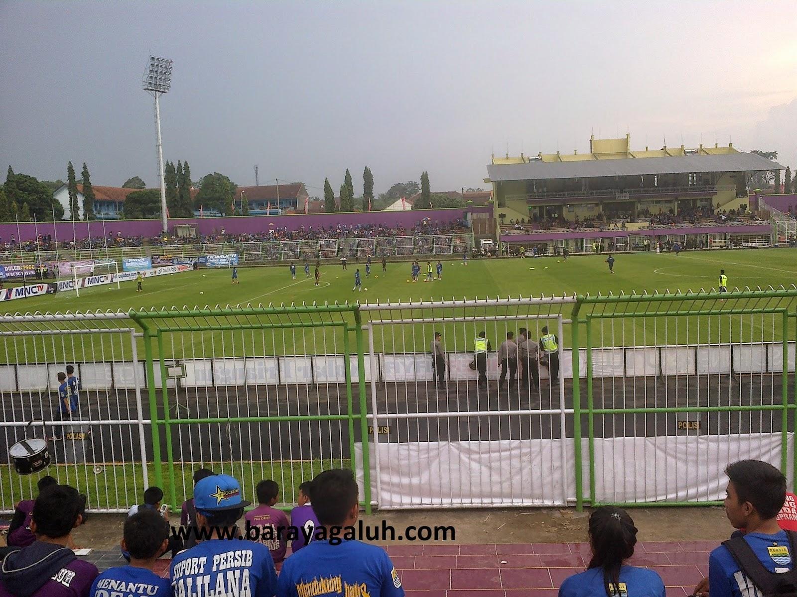 Stadion Galuh Ciamis Terkini