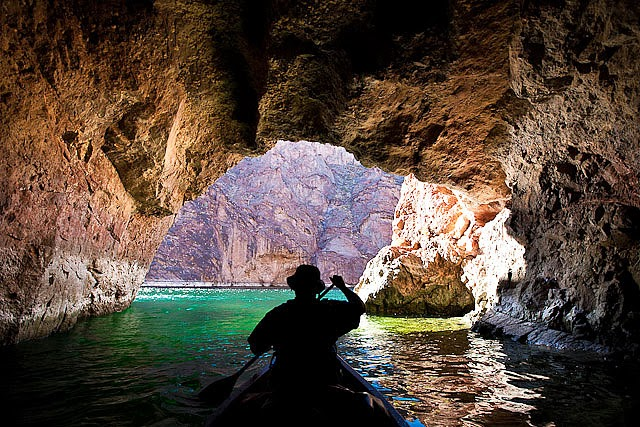 black canyon kayaking arizona