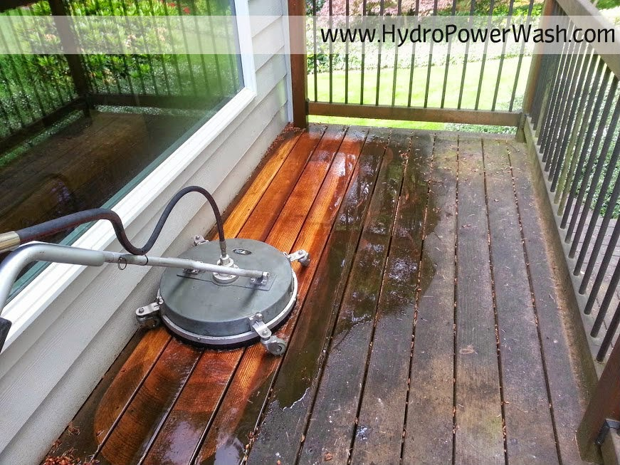 Hydro power wash decks fences - Using water pressure roof cleaning ...
