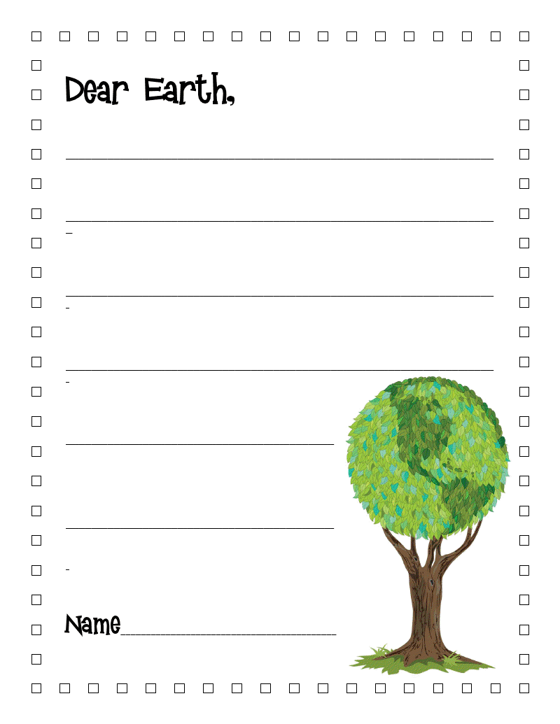 Writing Prompts for Earth Day